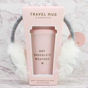 "'Hot Chocolate Weather"" 3-Piece Gift Set"